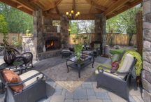 Landscape Designs / Find your dream plans, modify them to fit your house and build your dream deck or patio!