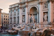 Rome, Italy / I was here April 2012. A city everyone should visit. Wonderful!