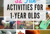 Activities for Jenson ❤