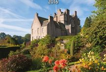 Our Lyrical Scotland Calendars / Images of our exclusive range of Lyrical Scotland calendars