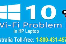 Call 1-800431457 to Fix HP Laptop Connect to Wi-Fi