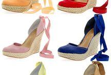 Paixão por sapatos