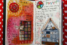 Kreatív naplók