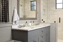 Salle de Bain / Bathrooms  / by Li