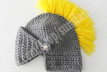 Knight wool cap