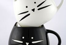 """Gifts for Cat Lovers / """"Cats choose us; we don't own them."""" - Kristin Cast"""