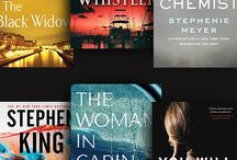 Suspence-filled Thrillers / #BOOKS and #FILMS that will send chills down your spine