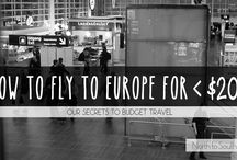 Europe Travel Inspiration / Are you planning a trip to Europe? This board is dedicated to finding useful advice and tips in relation to traveling to Europe.