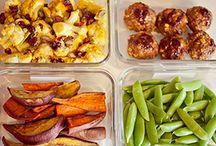 Meal prepares