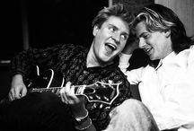 Simon i John