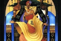 Albert Fennell / An African-American artist who use his unique ability to create depth, dimension and illusions of exemplary quality. He was born in 1950 and died in 2002.