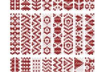 Peyote vzory
