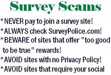 SURVEY AND SWEEPS / by Gena Meadows