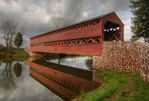 Covered  bridges / by Jerry McHale