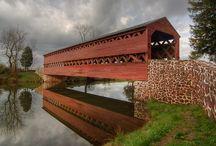 Covered Bridges / by Nancy Maynard