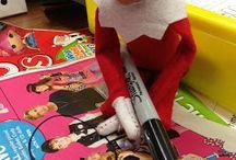 Elf on the shelf @