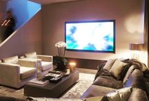 Lounges & Cinema Rooms / Janey Butler Interiors beautifully designed Lounges/ Living Spaces and Media Rooms