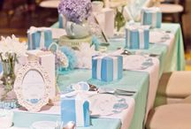 Decodecor / Table setting and themed party decor