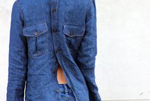 Feather Weight /// Berto's denim trend for SS2017