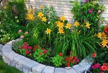 The Great Outdoors / Decorative ideas for outdoor living spaces, decks, hot tubs, water features, diy