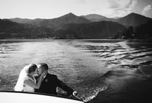 Scottish wedding in Italy / Claire and Kevin from Scotland got married on Lake Orta in Italy