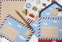 Kids Letter Writing Pads