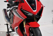 Honda CBR 1000 RR 2017/2018 by Ermax Design / Accessories