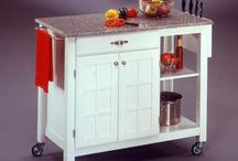 Kitchen Islands (Moveable)