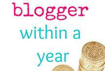 Make money blogging / by Goofball Mommy