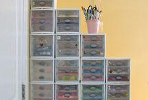 craft room storage ideas