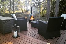 Katjas Cabin / Simple life in small cabin.
