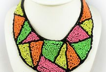 Accessories / Fun, Classy, Funky - Find all kinds of neckpieces, earrings and bracelets for any occassion on www.stayfabulous.in.