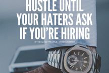 Hustle Hustle Hustle