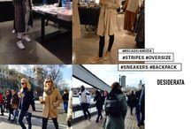 Inspiración París #StreetStyle #CoolHuntig #FashionRoad #AW16 / Inspiración París #StreetStyle #CoolHuntig #FashionRoad #AW16