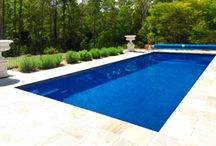 Fibreglass Pool - Lap Pools