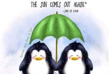 Penguin sayings