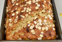 Bread recipes  / Included are sweet breads such as banana bread, zuchini bread etc. / by Annemiek