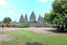 Candi Prambanan Indonesia / Poto pribadi