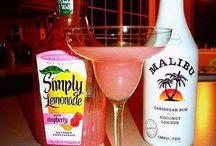 Drinks & More Drinks... / by Melisa Mejia
