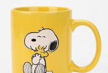 Snoopy Coffee Mugs