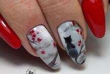 pintura de unhas