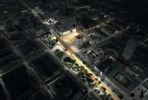 Stedenbouw - 3D renders