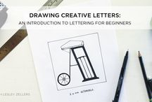 Drawing Creative Letters Skillshare Class