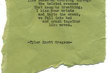Poems••