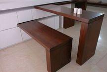 Folding table ideás