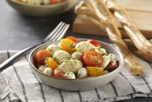 5 Fresh Pasta Salads
