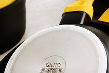 Colección Iron / Descubre la batería de cocina Iron, la colección de Quid creada con la esencia y la magia de Ángel León.