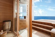 Amazing yacht design features / Some of the coolest things you can find on board luxury yachts around the world / by Boat International