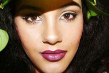 Tutoriel make-up. / http://amandebeauty.blogspot.fr/2016/04/make-up-inspiration-beyonce.html?m=1