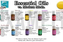 Oils, Remedies, Detox, DIY  / by Stevie Radzinski
